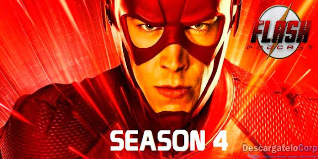 The Flash Temporada 4 HD Latino
