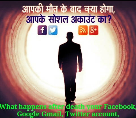 What happens after death your account