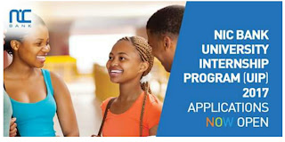 Nic has opened this year's university internship program to the public