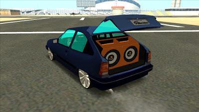 Kadett Socado + Sonzera para GTA San Andreas , GTA SA