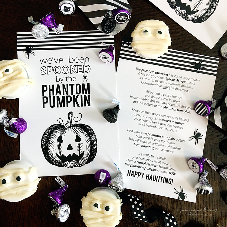 SHARE | Phantom Pumpkin 2017