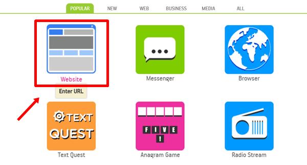 Cara Membuat Aplikasi Web/Blog Android 1