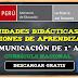 Unidades de Didácticas y Sesiones de Aprendizaje COMUNICACIÓN  de 1º a 5º Currículo Nacional