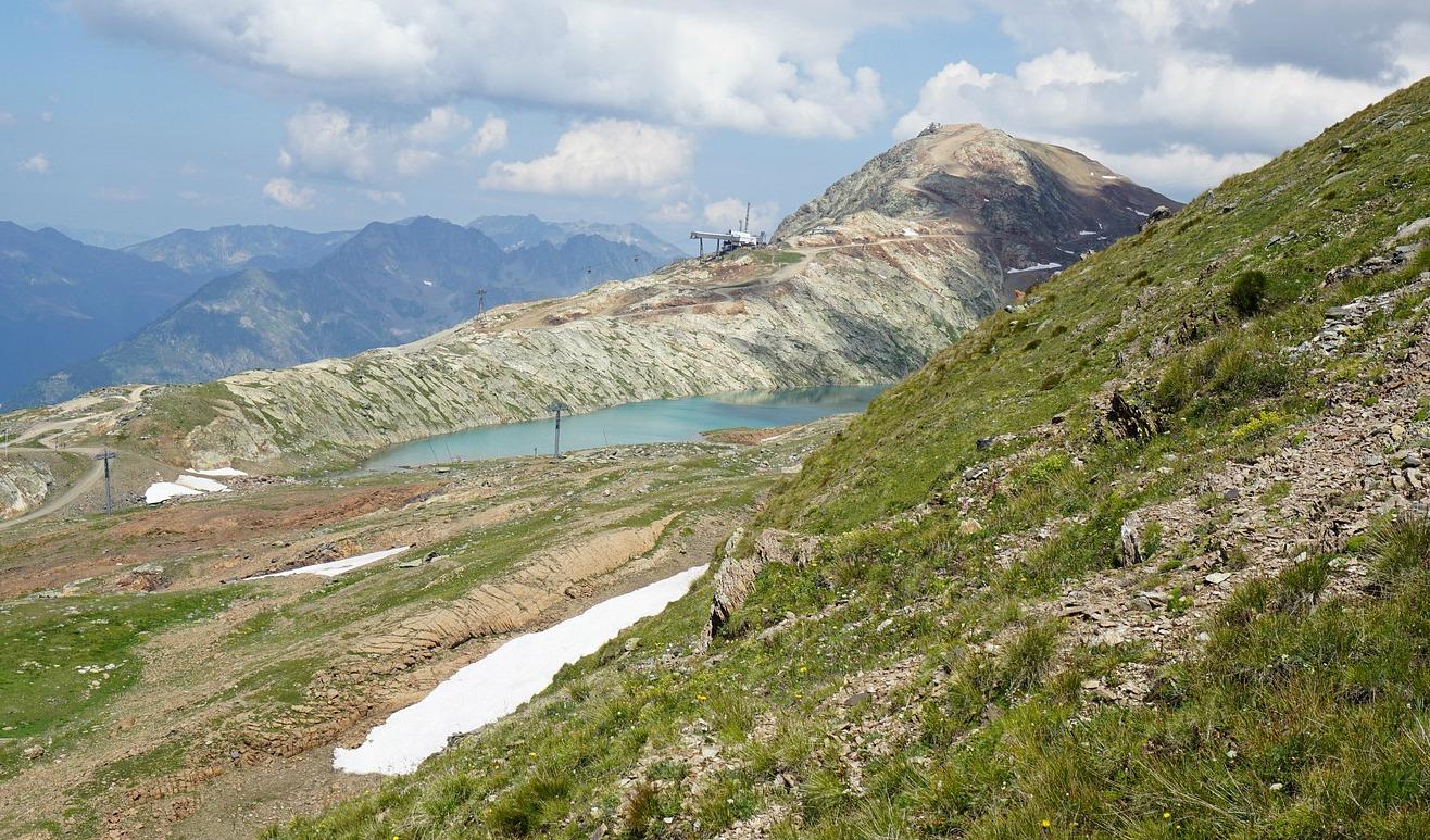 Lac Blanc Alpe d'Huez