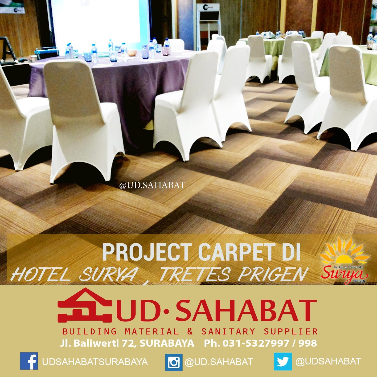 carpet tile surabaya murah ud sahabat baliwerti 72