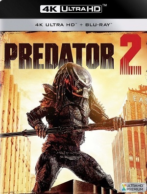 Predador 2 - A Caçada Continua 4K Filmes Torrent Download capa
