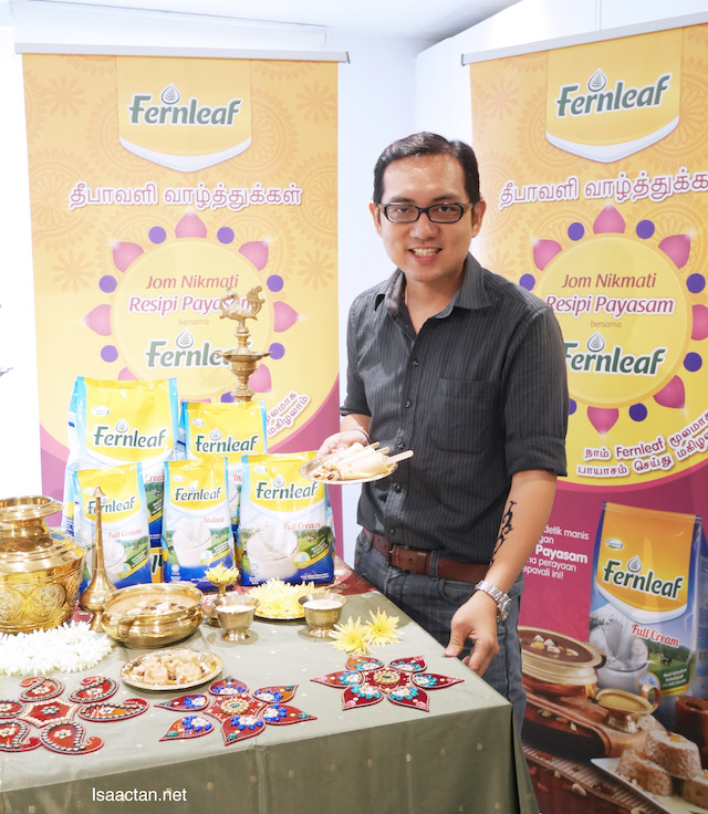 Good times, the Fernleaf Deepavali Cooking Demonstration was an eye opener