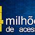 NOSSO BLOG ULTRAPASSOU OS 4 MILHÕES DE ACESSOS! MUITO OBRIGADO A TODOS!!!