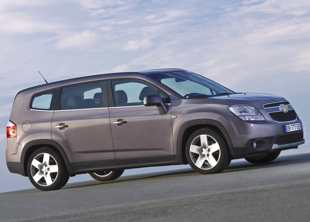 Chevrolet Orlando Discontinued In Canada