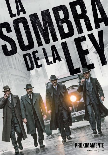 'La Sombra de la Ley', la nueva película de Dani de la Torre, presenta su tráiler