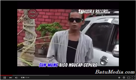 Lirik dan Video Tutupe Wirang - Demy