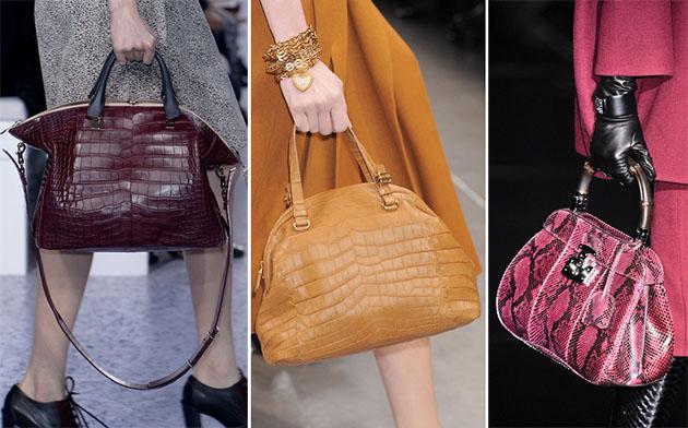0a20bfb188 Τσάντες τάσεις μόδας Φθινόπωρο Χειμώνας - Όμορφες τσάντες - Δυναμική ...