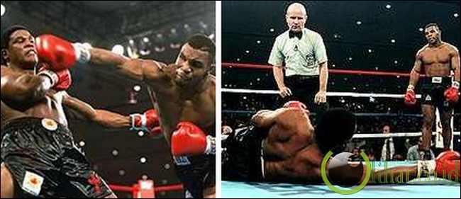 Mike Tyson vs. Trevor Berbick
