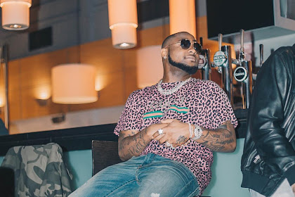36Naija Tips 'Sensational' Davido As The Artiste Of The Year  2019