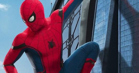 Veja Também O SEGUNDO Novo Pôster Do Homem-Aranha: De