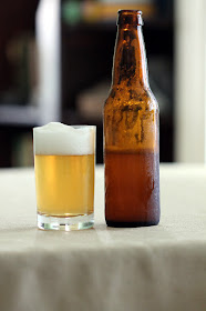 Westy Blond clone bottle conditioned with my House Saison Culture