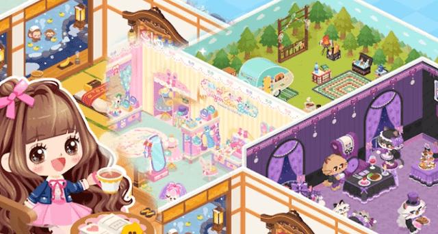 Menghiasi ruangan sendiri