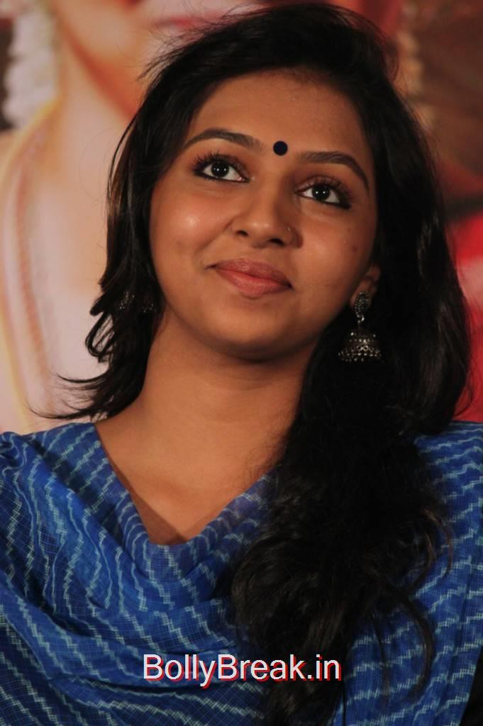 Lakshmi Menon Stills, Lakshmi Menon Hot HD Images from Komban Movie Sucess Meet