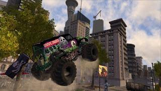 Monster Jam Battlegrounds (PC) 2015