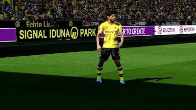 PES 2018 Adboards by Choefs