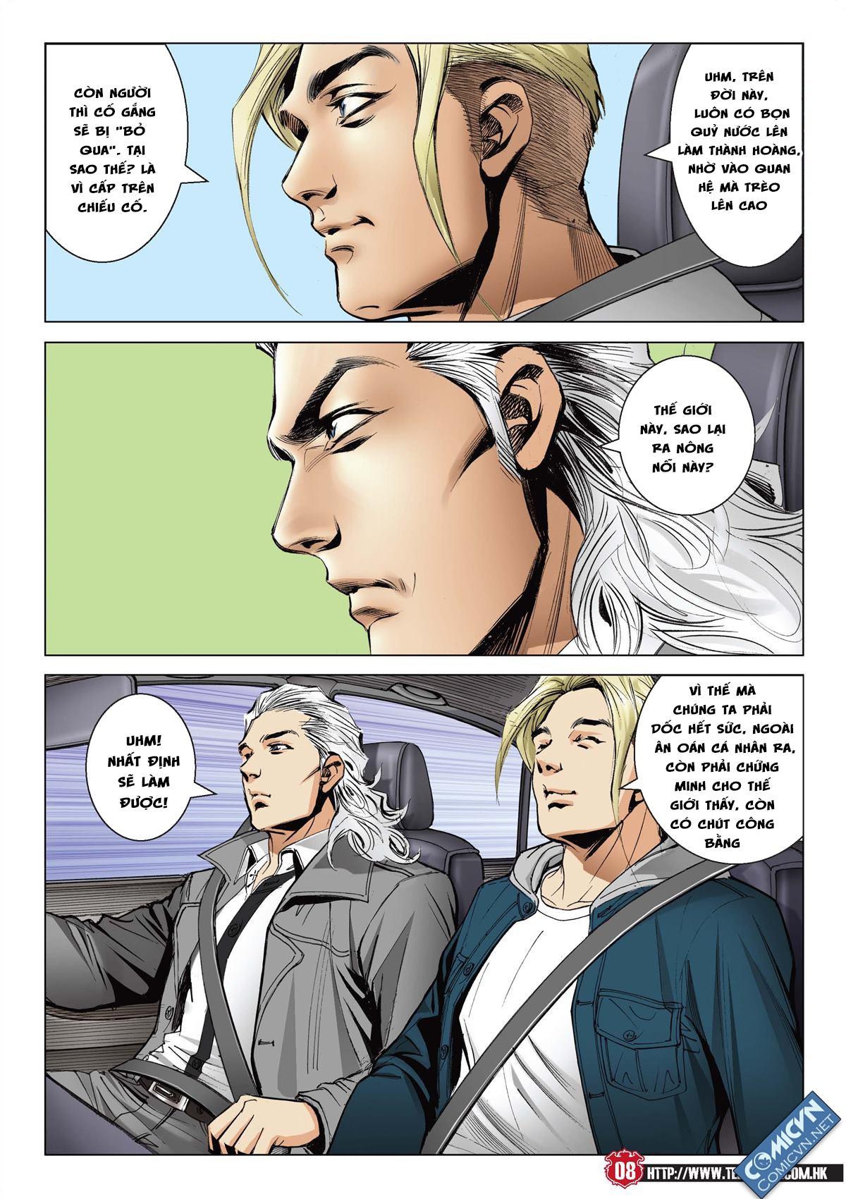 Người Trong Giang Hồ chapter 2127: thế đạo bất công trang 8