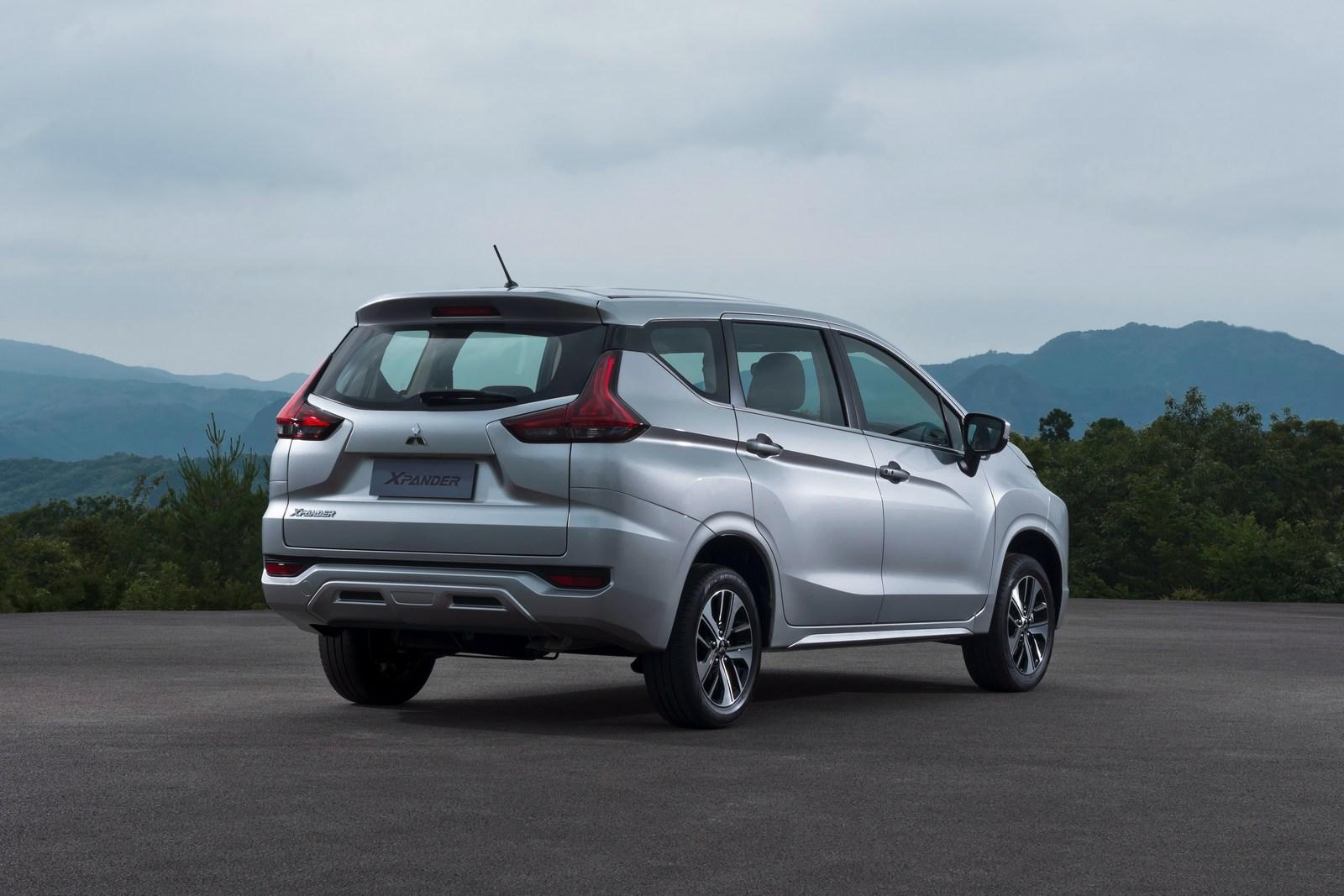 All-New Mitsubishi Xpander Debuts In Indonesia