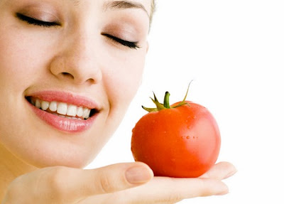 tomatoes health benefits for skin
