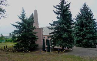 Іванопілля. Пам'ятник загиблим односельчанам