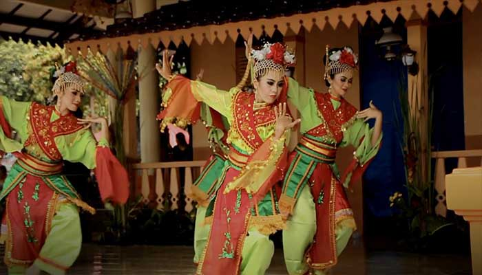 Tari Lenggang Nyai, Tarian Tradisional Betawi Dari Jakarta