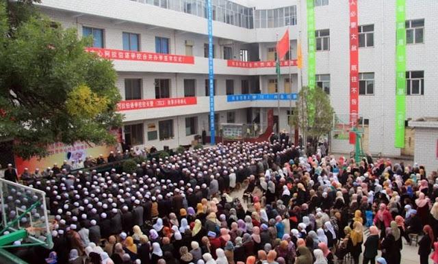 Pemerintah China Tutup Sekolah-Sekolah Islam, Alasannya Mengganggu Kesuburan Komunis