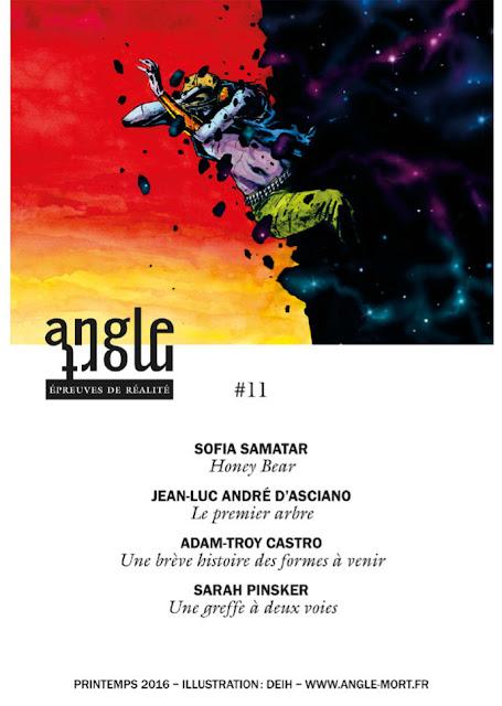 Angle Mort - n°11 : Samatar - D'Asciano - Castro - Pinsker - Deih