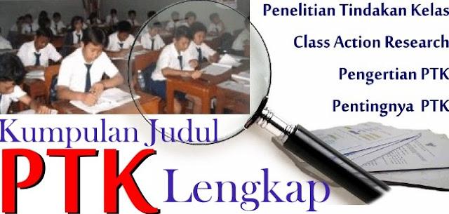 Penelitian Tindakan Kelas Sd Pdf