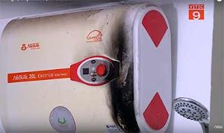 Lắp đặt bình nước nóng Phú Quốc