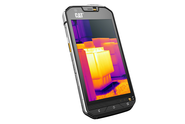 Cat S60 With Built-in thermal Camera Has Announced
