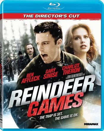 Poster of Reindeer Games 2000 BRRip 720p Dual Audio 850MB Watch Online Free Download Worldfree4u