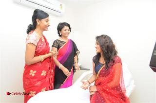Telugu Actress Bhanu Sri Stills in Lehenga Choli at Anoo's Salon Launch at Ongole  0023.jpg