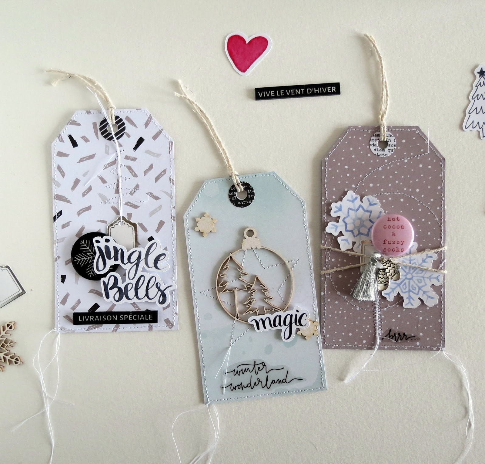 Vive Le Vent D Hiver Metal ed(wige) scrap power: tags de noël, encore! :)