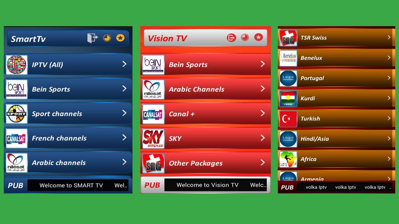 تحميل تطبيق Volka IPTV مع كود صالح لمدة 6 أشهر إبتداءا من
