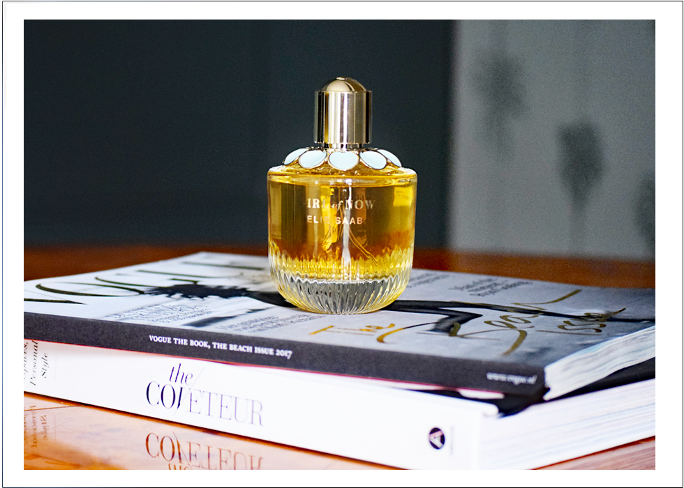 Beauty, Ellie Saab, Tenue de Ville, luckyboysunday, Girl of Now, perfume, scent, interior, eclectic