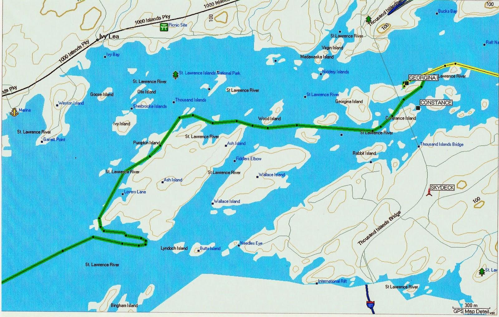 Birding Kayaking Babbling Thousand Islands Kayak Camping