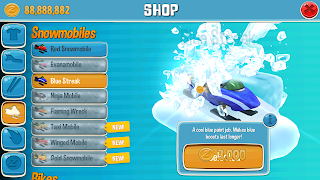 Ski Safari 2 v1.3.2.1103 Mod Apk (Unlimited Money)