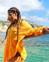 NIHARIKAA AGARWAL Stunning Beautiful Bikini Pics vacation Beach June 2018 ~ .xyz Exclusive Celebrity Pics 004.jpg