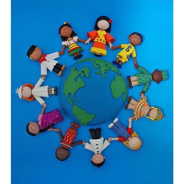 Paz II Ideas For PEACE Kid Creations Global Children