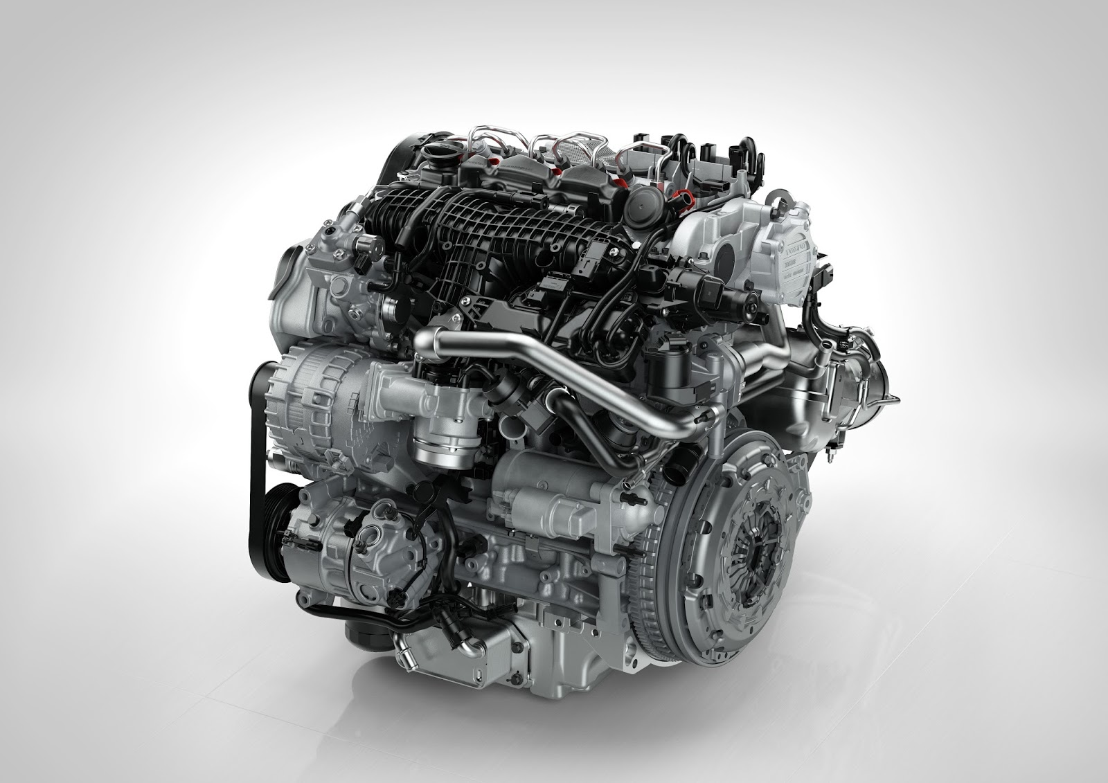 The New Volvo T6 Petrol Engine