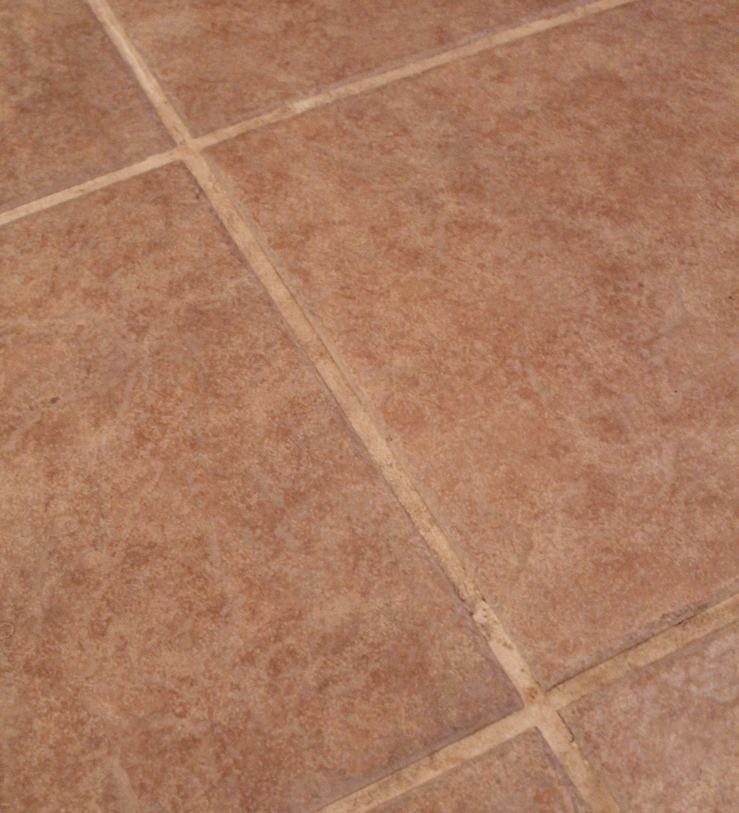 Hammers and High Heels: A Miracle Refresh for our Kitchen Grout!