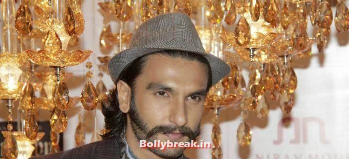 Ranveer Singh, Hello Awards 2013 Pics