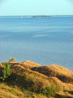 Вид с Очакова на море