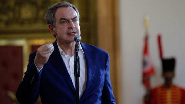 Zapatero pide esperar investigación de Tarek sobre muerte de Albán