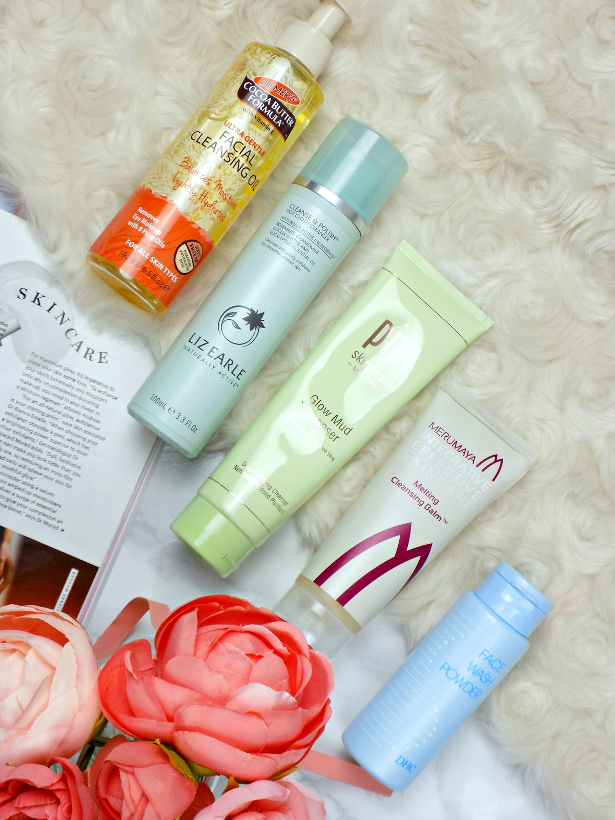 Best affordable facial cleansers
