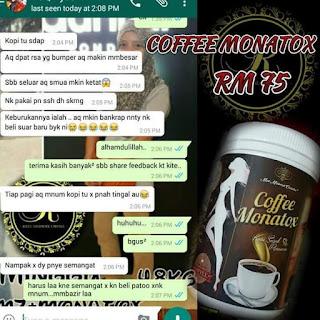 testimoni monatok kopi